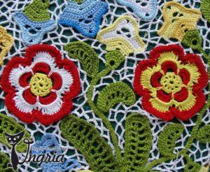цветочная полянка с лого 4
